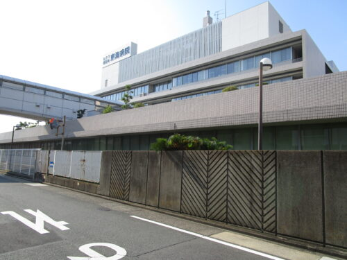 NTT西日本東海病院(周辺)