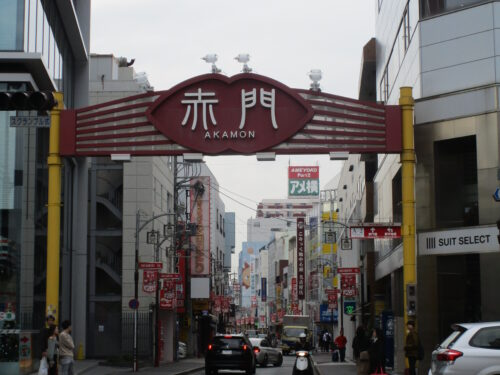 赤門通(周辺)
