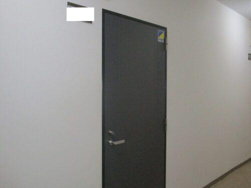 事務所入口(内装)
