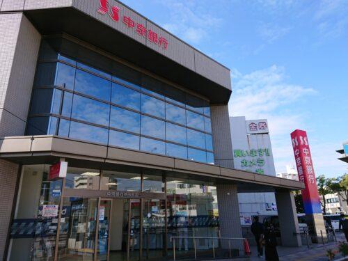 中京銀行熱田支店(周辺)