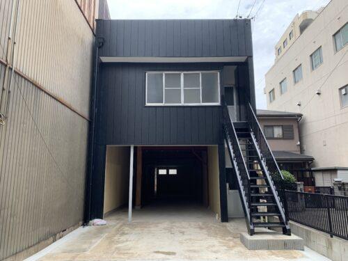 松原事務所・倉庫