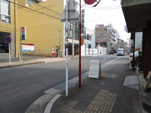 裏門前町通り(周辺)