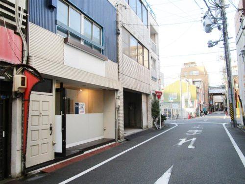 大須商店街のすぐ近く。ほどよい賑わいと落ち着きのある好立地です。
