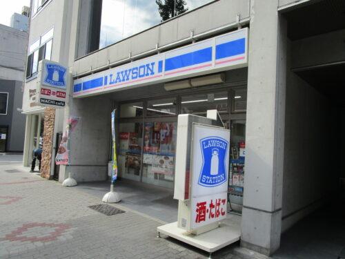 ローソン大須二丁目店(周辺)